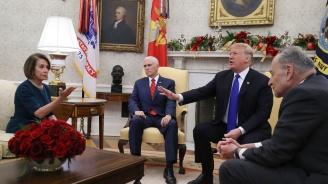 Тръмп отговори на Нанси Пелоси