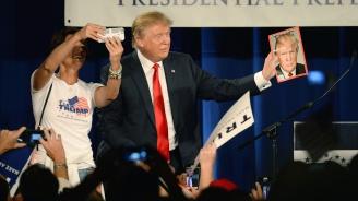 Политическият дуел между Доналд Тръмп и демократите рикошира върху Володимир Зеленски