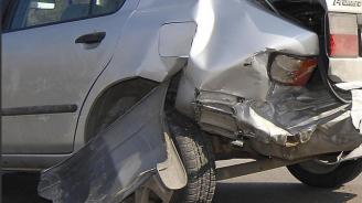 Катастрофа пътя Сливен-Тополчане: Една жена е ранена