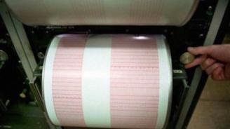 Земетресение от 3,6 край Истанбул