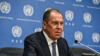 Лавров: НАТО не би спечелил нищо от влизането на Сърбия и С. Македония