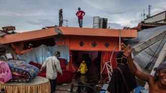 Най-малко 20 загинали при силното земетресение в Индонезия