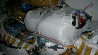 """Над 5000 контрабандни стоки са задържани на """"Капитан Андреево"""""""