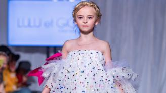Дете с ампутирани крака ще дефилира на Парижката седмица на модата