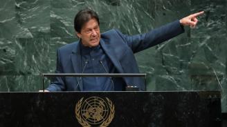 Пакистанският премиер: Има опасност от кървава баня в Кашмир