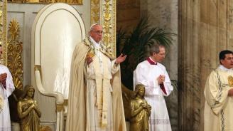 Папата: Технологичните фирми да използват изкуствения интелект за общото благо