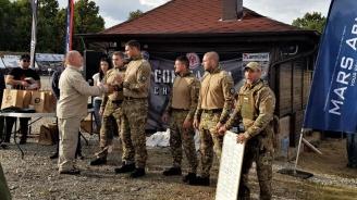 НСО спечели третото издание на състезанието с международно участие Commando Challenge 2019