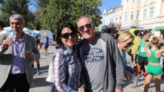 Кандидатът на ГЕРБ за кмет на Русе Диана Иванова: Ще насърчим спорта за всички възрасти