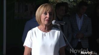 Мая Манолова: Ще сложим точка на посегателствата върху зелена София