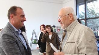 Писателят Константин Икономов представи най-новата си книга в Банско
