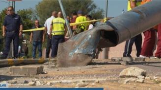 Арестуваха бащата на тийнейджъра, причинил тежката катастрофа в Пловдив