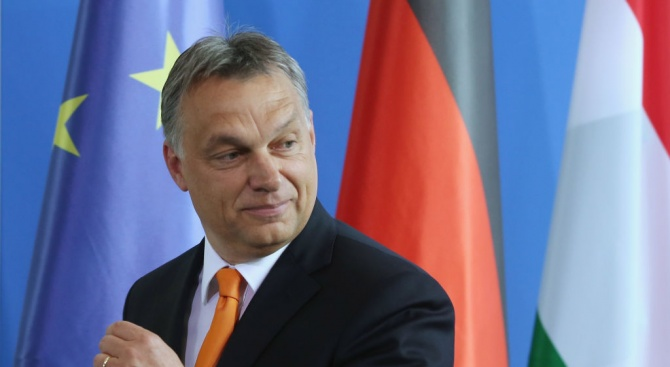 Виктор Орбан: Унгария не планира да напусне ЕС