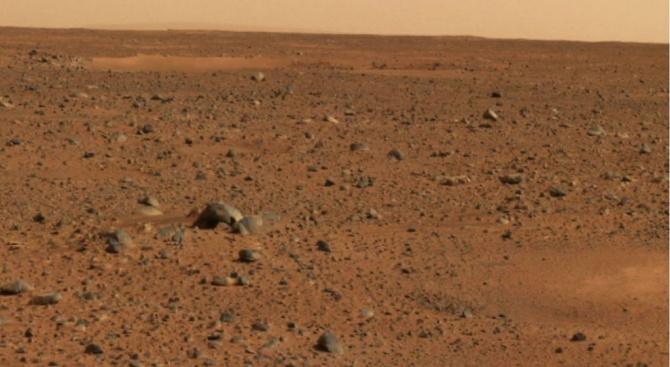 В обозримото бъдеще НАСА ще открие доказателства за живот на