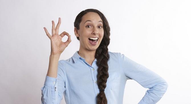 """Знакът с ръка, който означава """"ОК"""", е официално добавен в"""