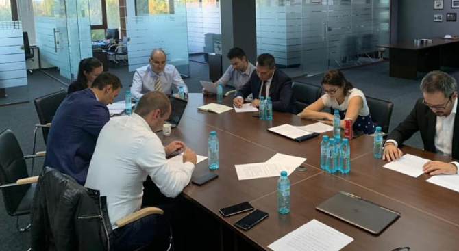 Учредителите на Евро-атлантическия център за сигурност проведоха среща на Общото