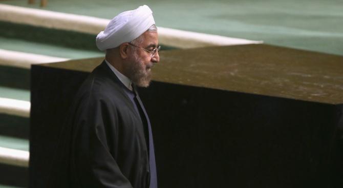 Осъдиха брат на иранския президент за корупция