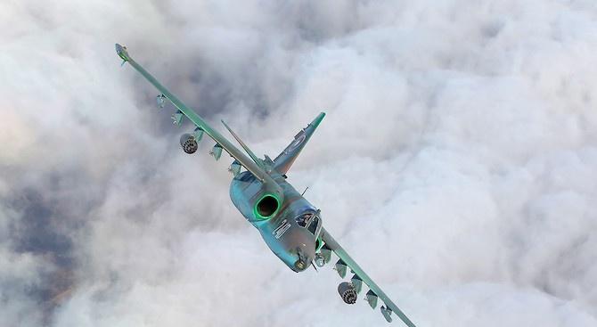 Българските Военновъздушни сили участват в тренировка на сили и средства
