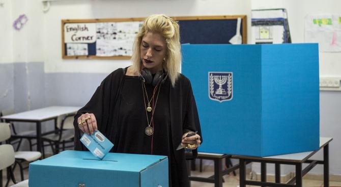 Увеличава се опасността Израел да избира Кнесет (парламент) за трети