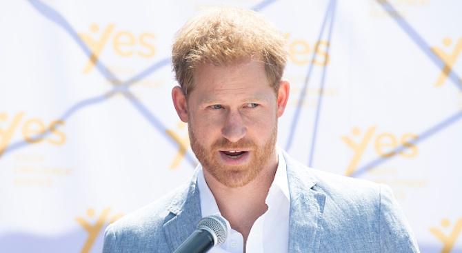 Принц Хари: Африка е моят втори дом
