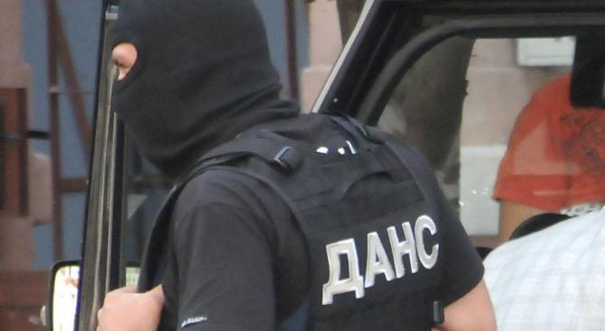 ДАНС нахлув ДАИ-Пловдив