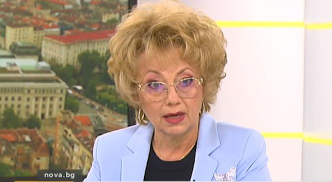 Валерия Велева: Политическата класа произведе Волен Сидеров такъв, какъвто е в момента