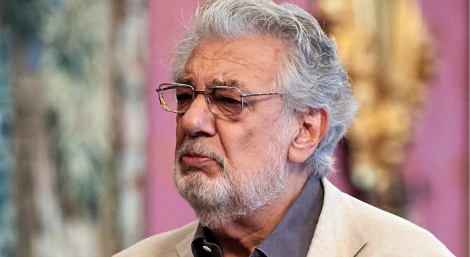 Пласидо Доминго подаде оставка от шефския пост на Лосанджелиската опера