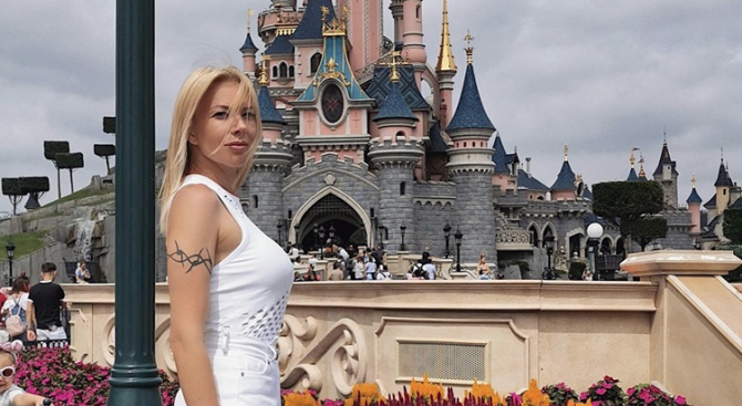 Дъщерята на певицата Емилия - Мира, днес става на 3