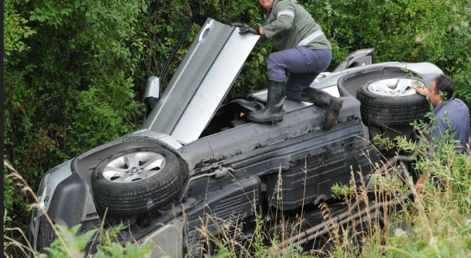 Тежка катастрофа в Попово: Един загина, има и ранени