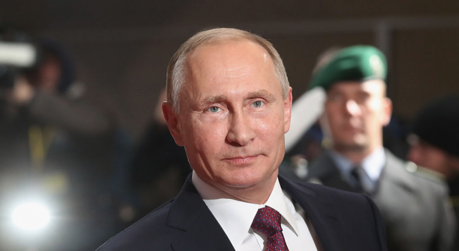 Руският президент Владимир Путин отхвърли твърденията, че нацистка Германия и