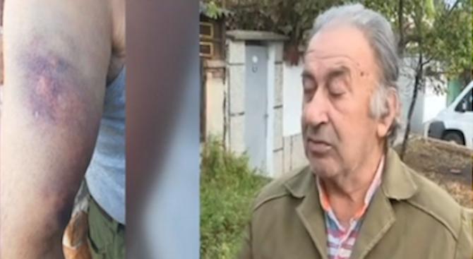Роми пребиха възрастен мъж с дървен прът в Бузовград