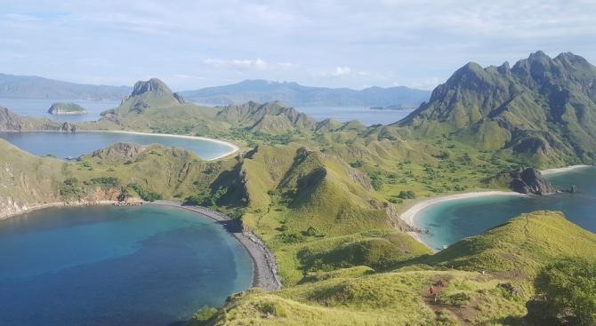 Индонезия няма да забранява достъпа на туристи до Комодските острови