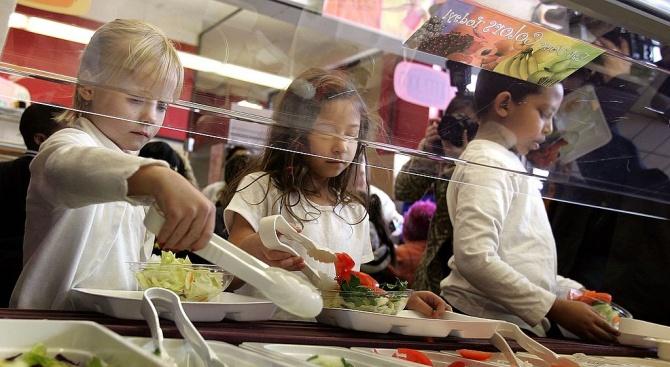 60 деца от разложкото село Долно Драглище ще се хранят в нова столова
