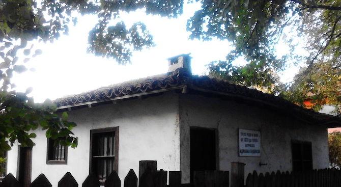 """Реконструкцията на къщата-музей """"Адриана Будевска"""" в Добрич, за която Министерството"""