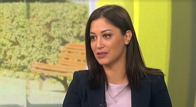 Евелина Славкова: Поведението на Сидеров е предизборна стратегия