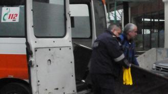 Тяло на мъж намериха на кръстовище в Елин Пелин