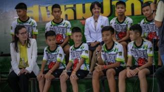 Във филма за спасените в пещера тайландски момчета ще има хорър моменти