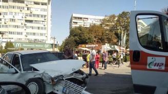 Тежка катастрофавъв Варна