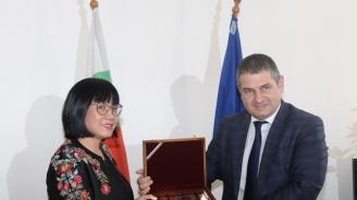 Заместник-министърът на правосъдието проведе среща с делегация от Виетнам
