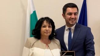 Министрите Петкова и Бектеши набелязаха възможности за разширяване на енергийното сътрудничество