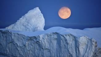 Гигантски айсберг се е откъснал от Антарктика