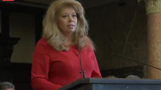 Илияна Йотова: Държавата трябва да осигури равен старт в образованието на нашите деца