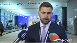 Андрей Новаков: Мария Габриел се представи блестящо