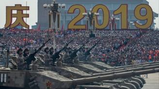Военният парад в Пекин разпали патриотични страсти