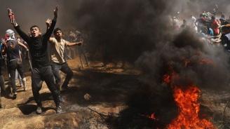 Един убит и над 200 ранени при сблъсъци между полиция и протестиращи в Багдад
