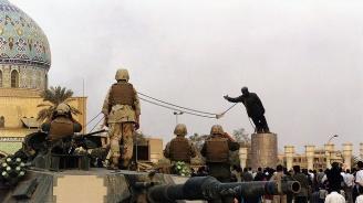 Сблъсъци между силите на реда и протестиращи в Багдад, има загинали и ранени