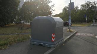 В Бургас стартира подмяната на контейнерите за отпадъци