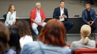 Живко Тодоров, кандидат за кмет на Стара Загора от ГЕРБ: Културното богатство в нашия град е голямо и трябва да го развиваме