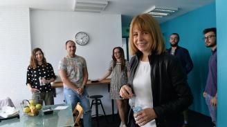 Фандъкова: Изграждаме Биотехнологичен парк в София за нови технологии и изследвания във фармацията