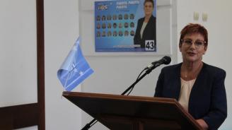 Д-р Мадлена Бояджиева, кандидат за кмет на Тетевен: Работихме здраво, изправихме общината и продължаваме с работа, работа, работа