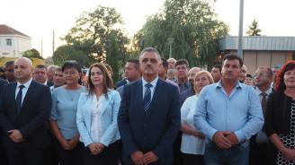 Кандидатът на коалицията ГЕРБ-Обединени земеделци за кмет на община Марица Димитър Иванов откри предизборната кампания и поиска трети мандат